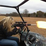 ar15 muzzle flash